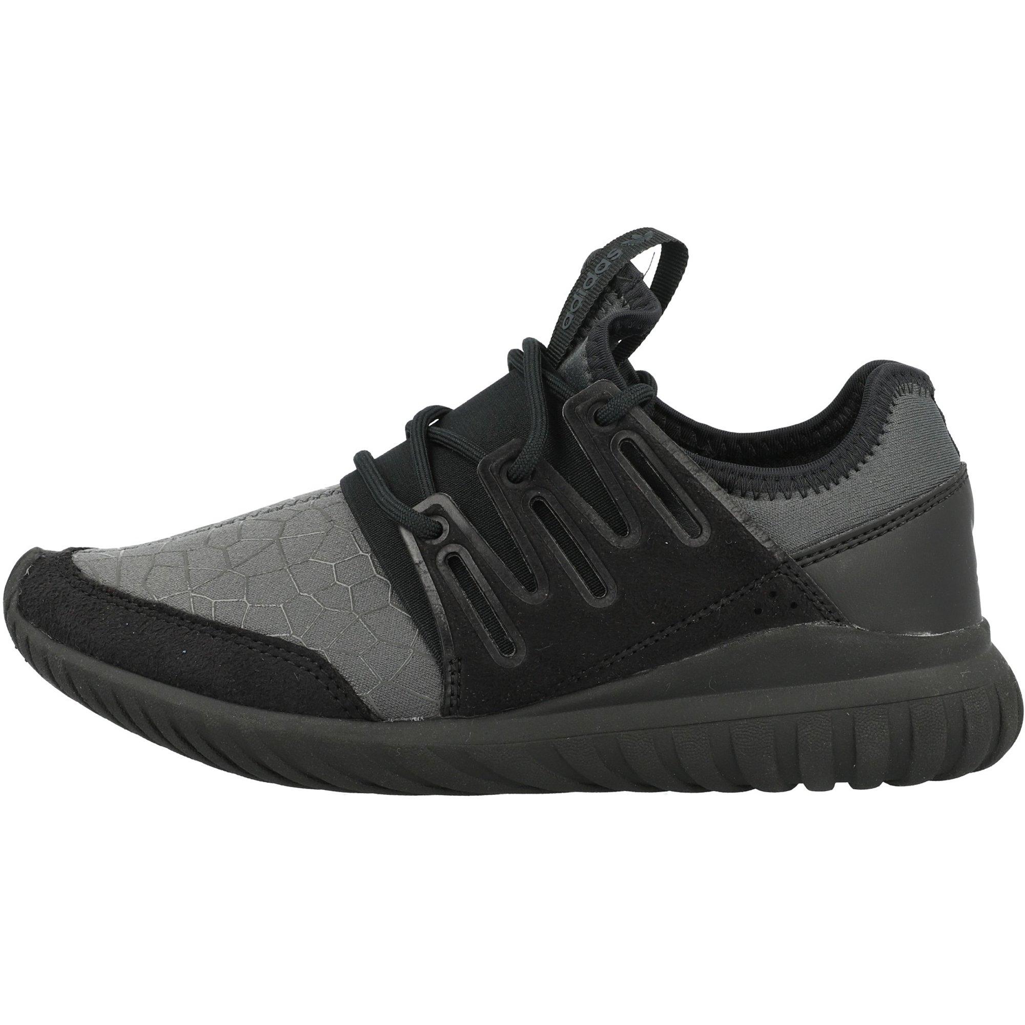 adidas Originals Tubular Radial J Black Textile