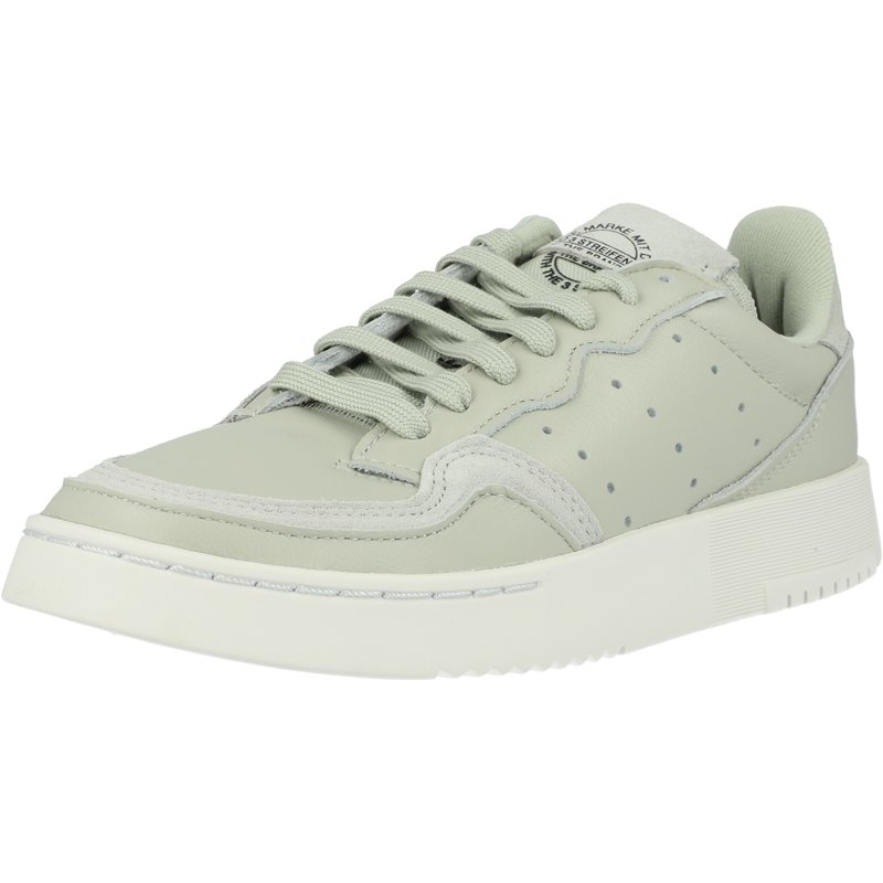 Details about adidas Originals Supercourt W Ash Silver Leather Adult Trainers Shoes