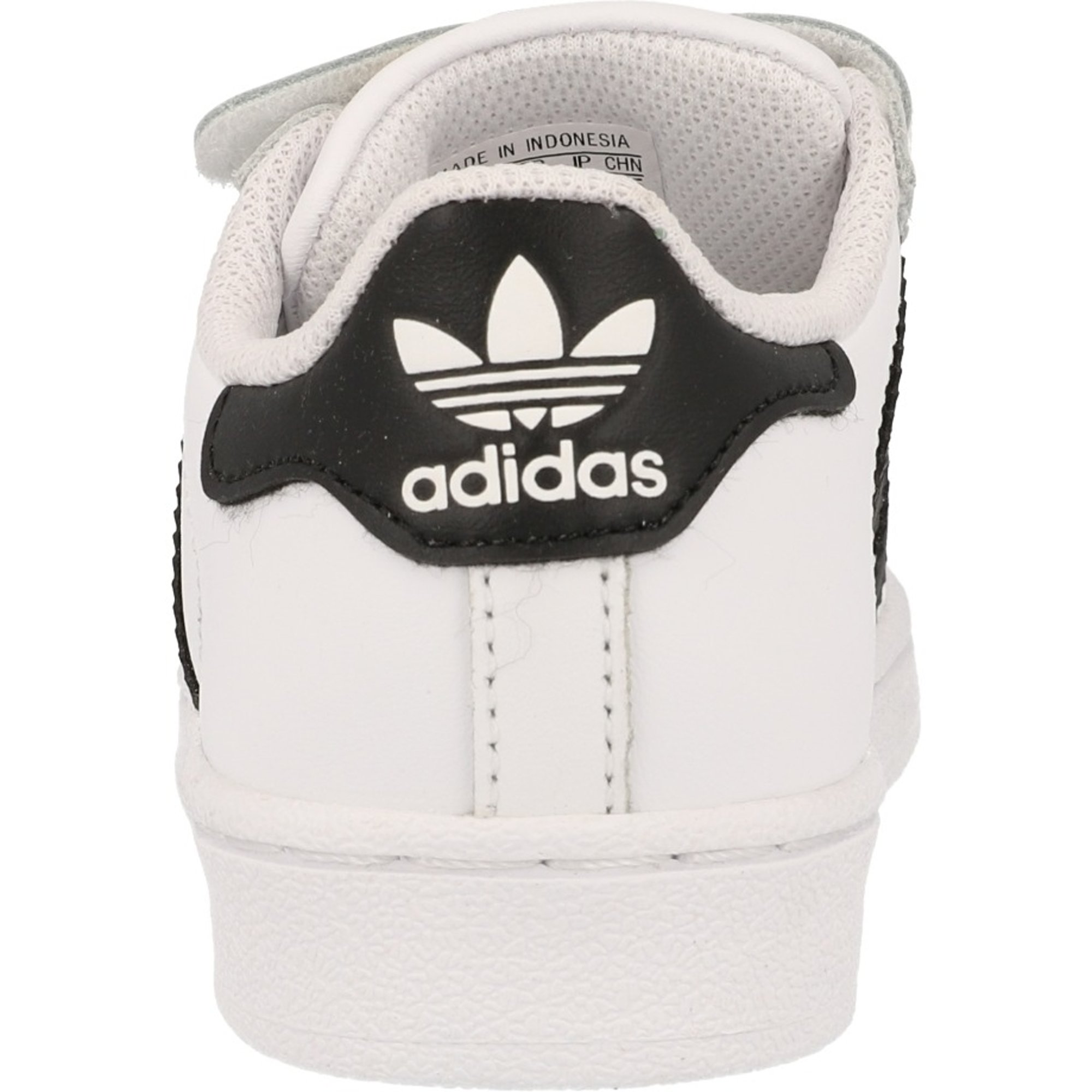 adidas Originals Superstar Foundation CF C WeißSchwarz Leder Junior