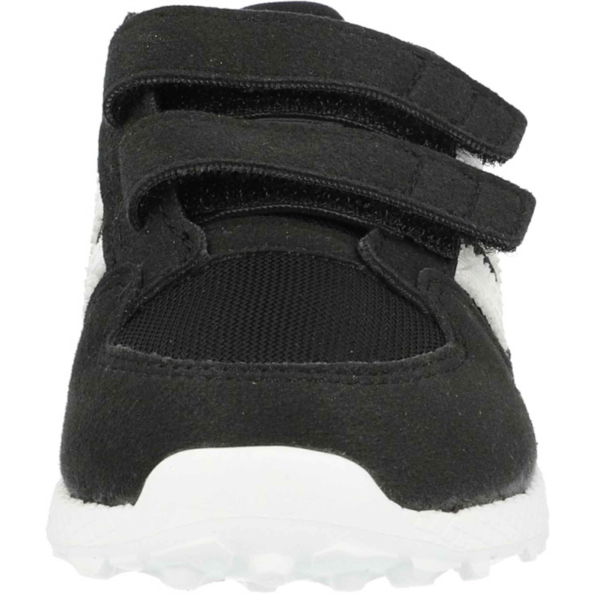 adidas Originals Forest Grove CF I Black Synthetic Suede Infant