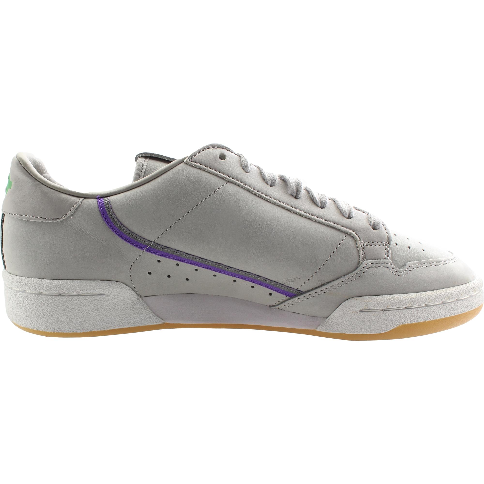 adidas Originals X TFL Continental 80 Sneaker für Herren Grau