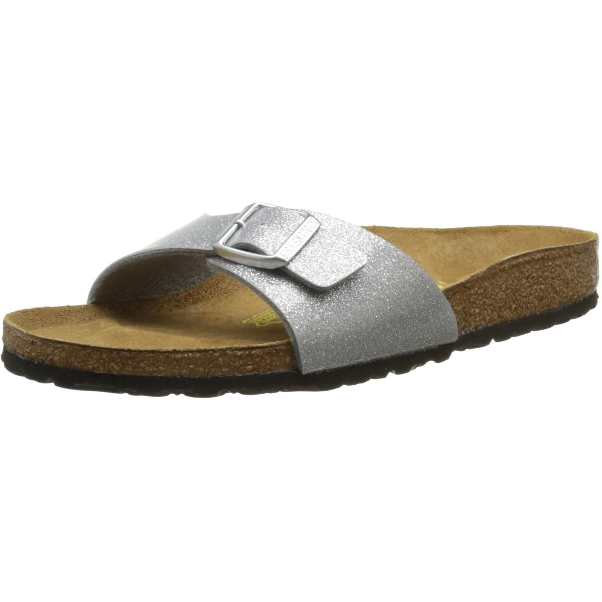 Birkenstock Madrid Magic Galaxy Silver Birko Flor Adult