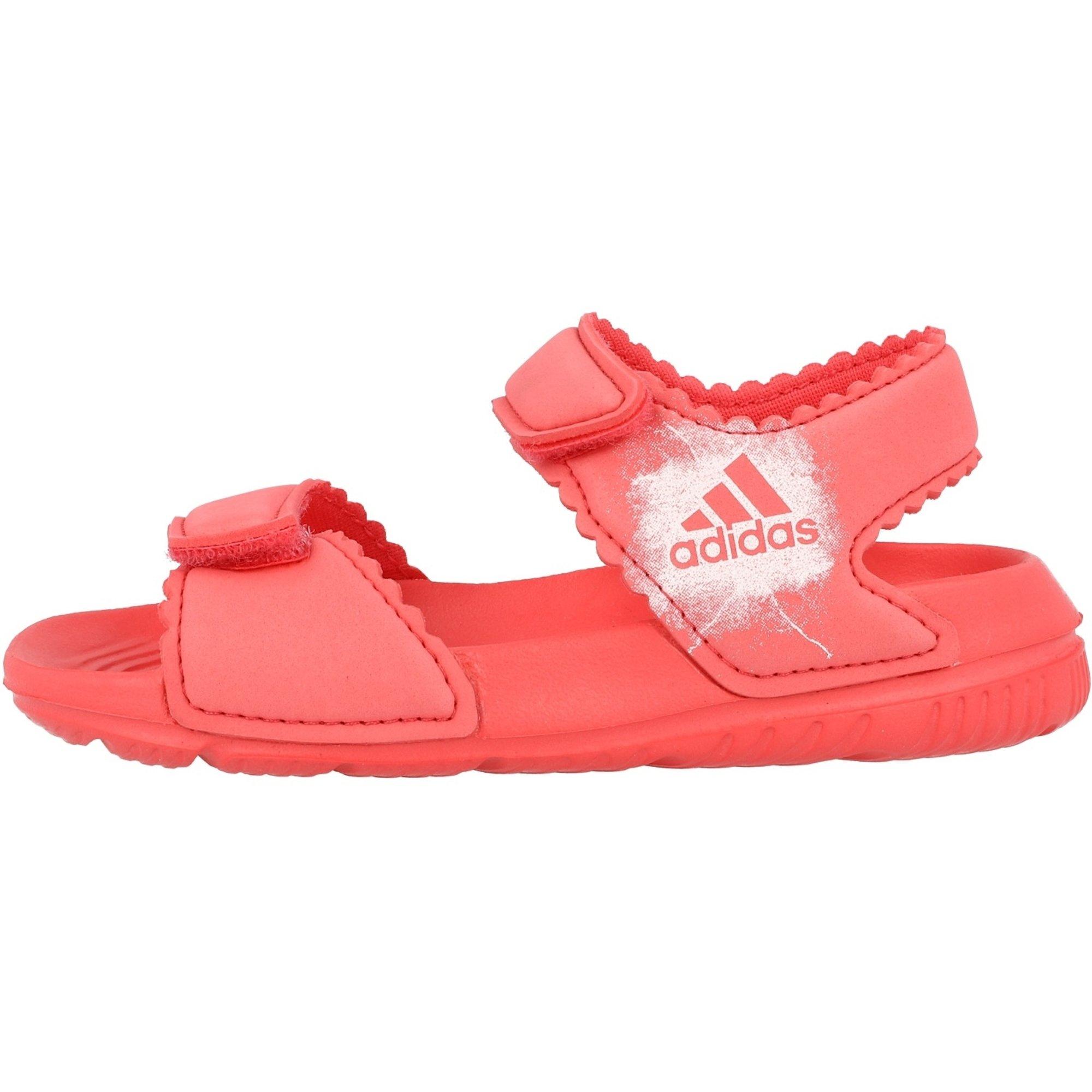 adidas AltaSwim g I Core Pink Synthetic Baby