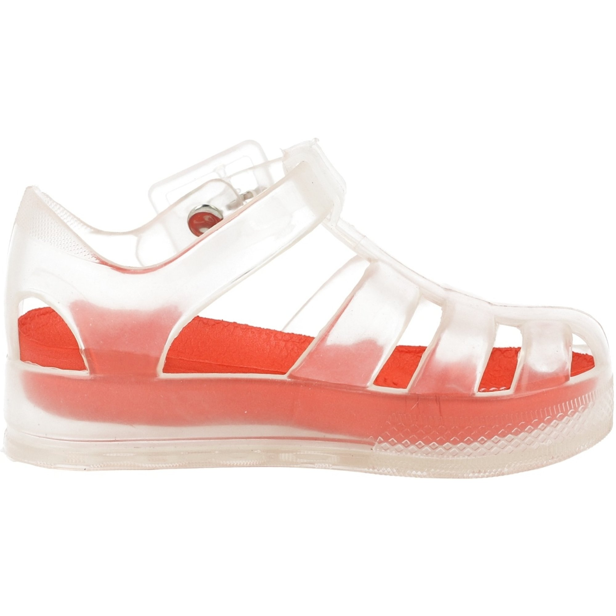 BOSS Sandals Transparent PVC Infant