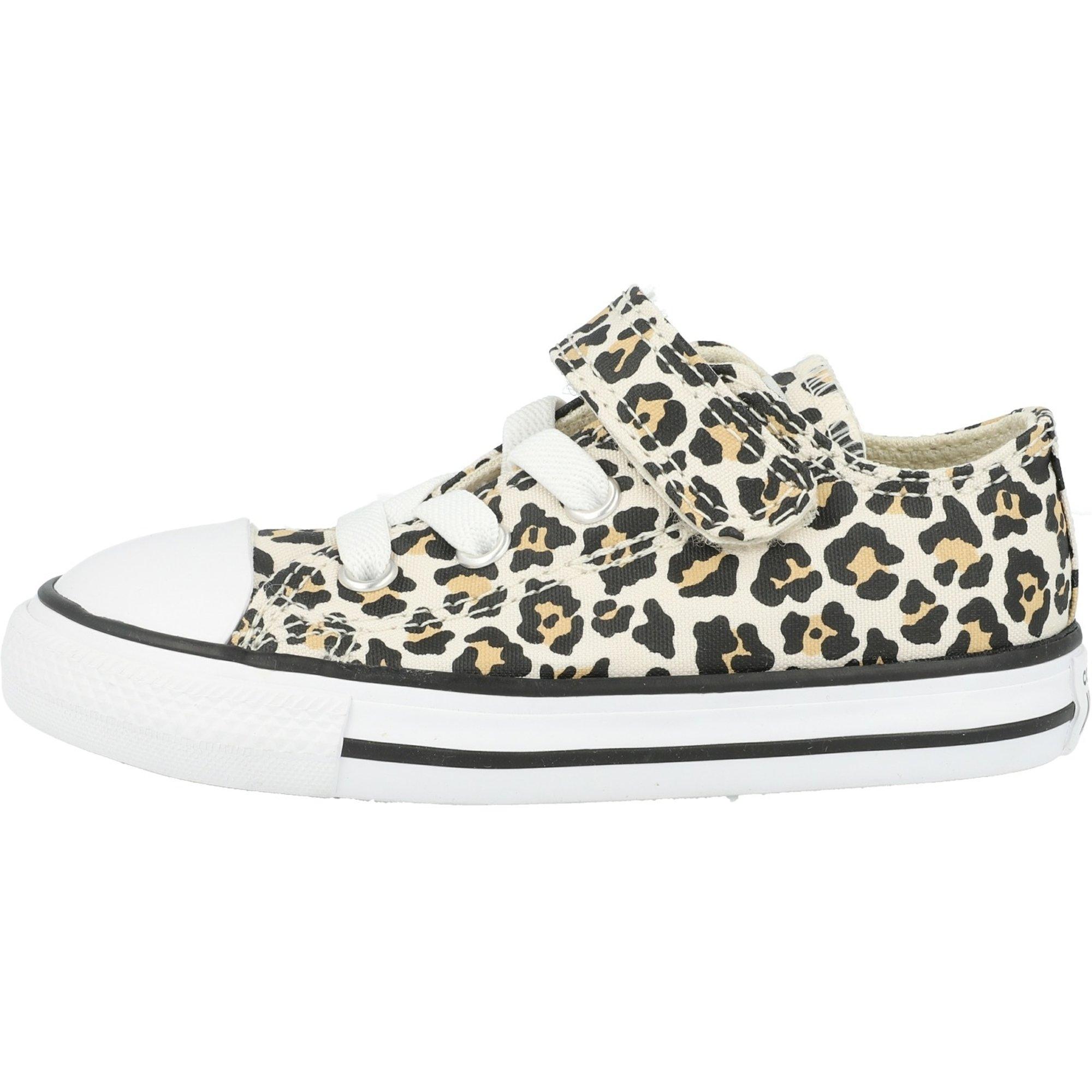 converse all star donna leopard