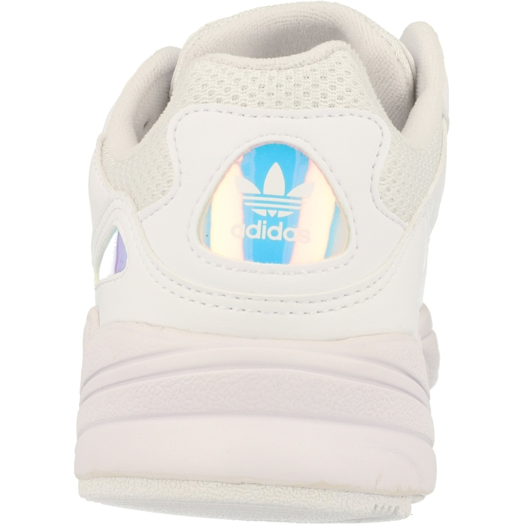 adidas Originals Yung 96 J BiancaIridescente Pelle Gioventù