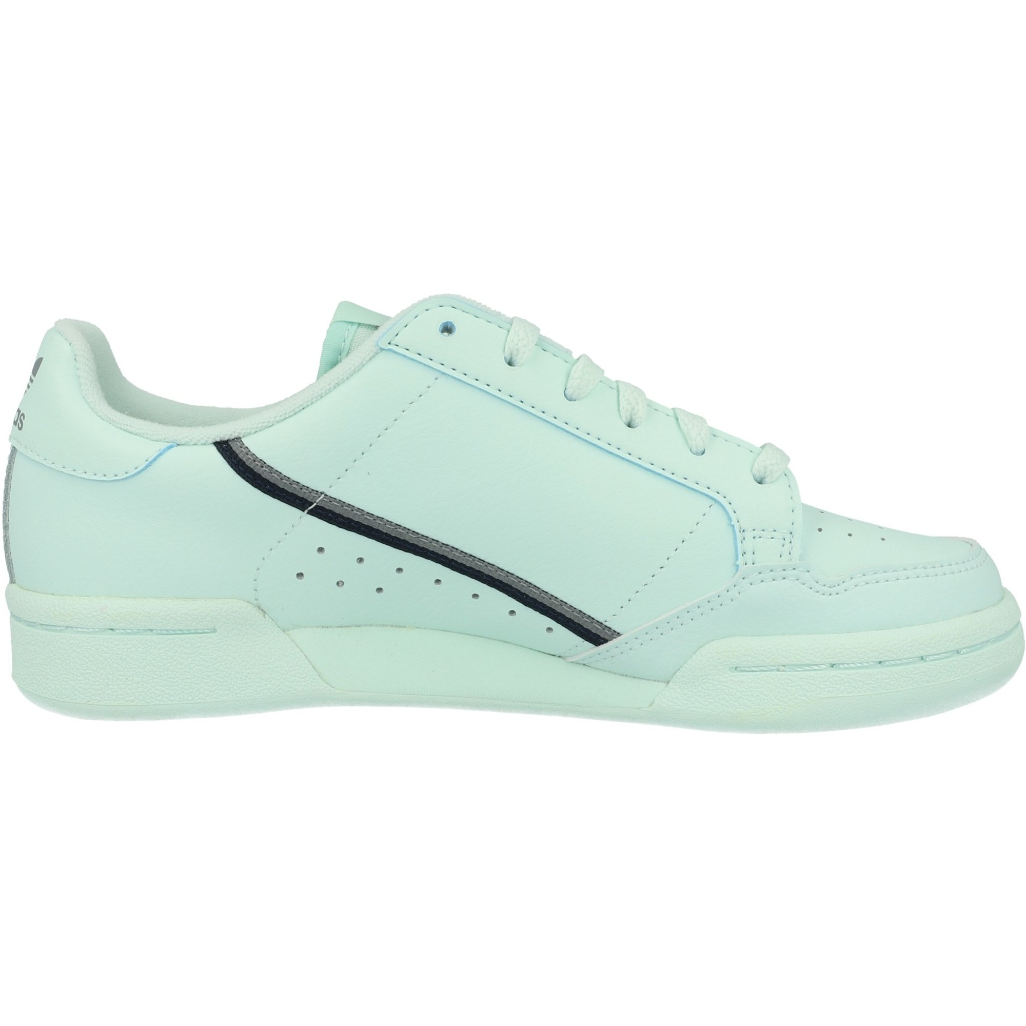 adidas Originals Continental 80 J Ice Mint Leather Youth