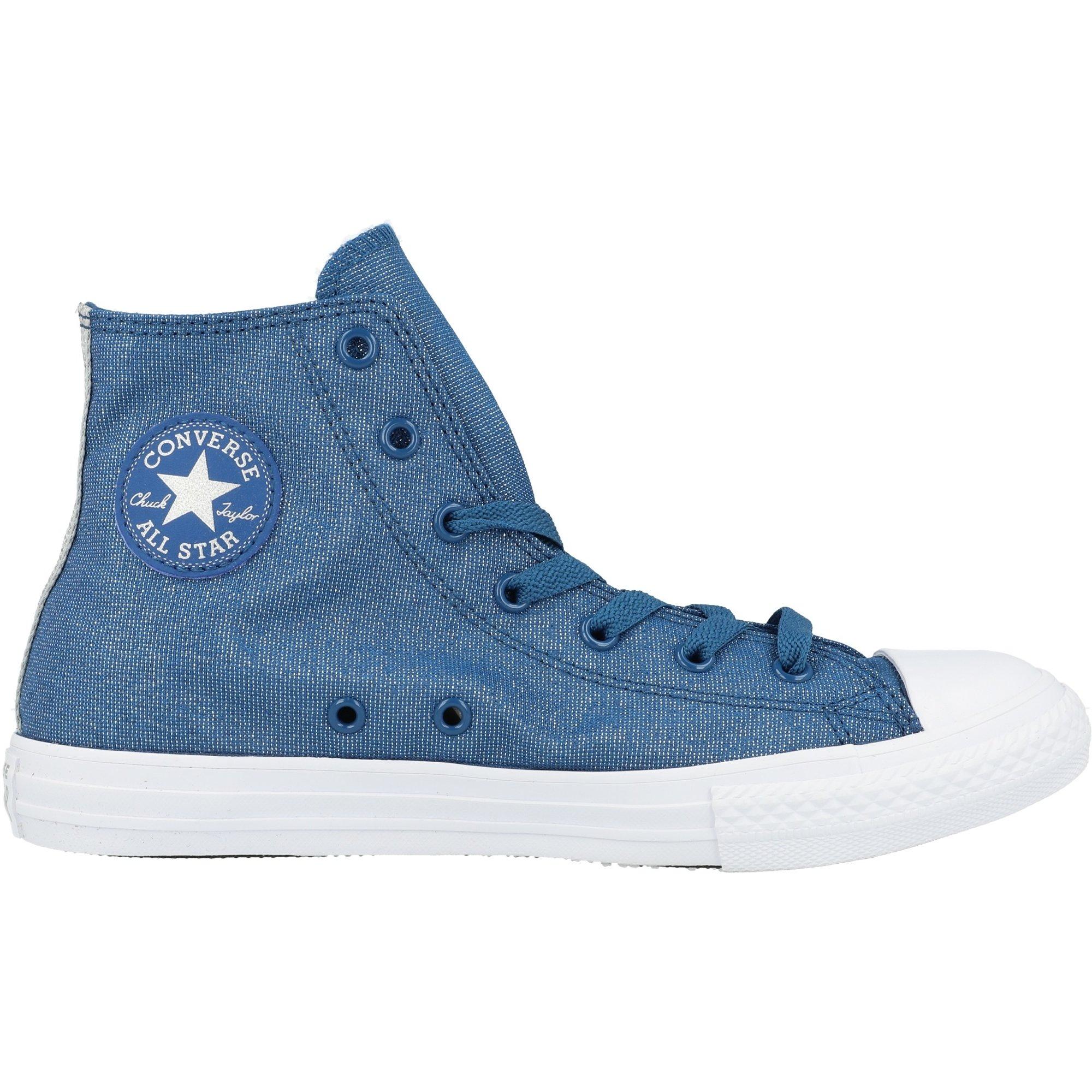 Converse Chuck Taylor All Star Fairy Dust Hi Court Blue