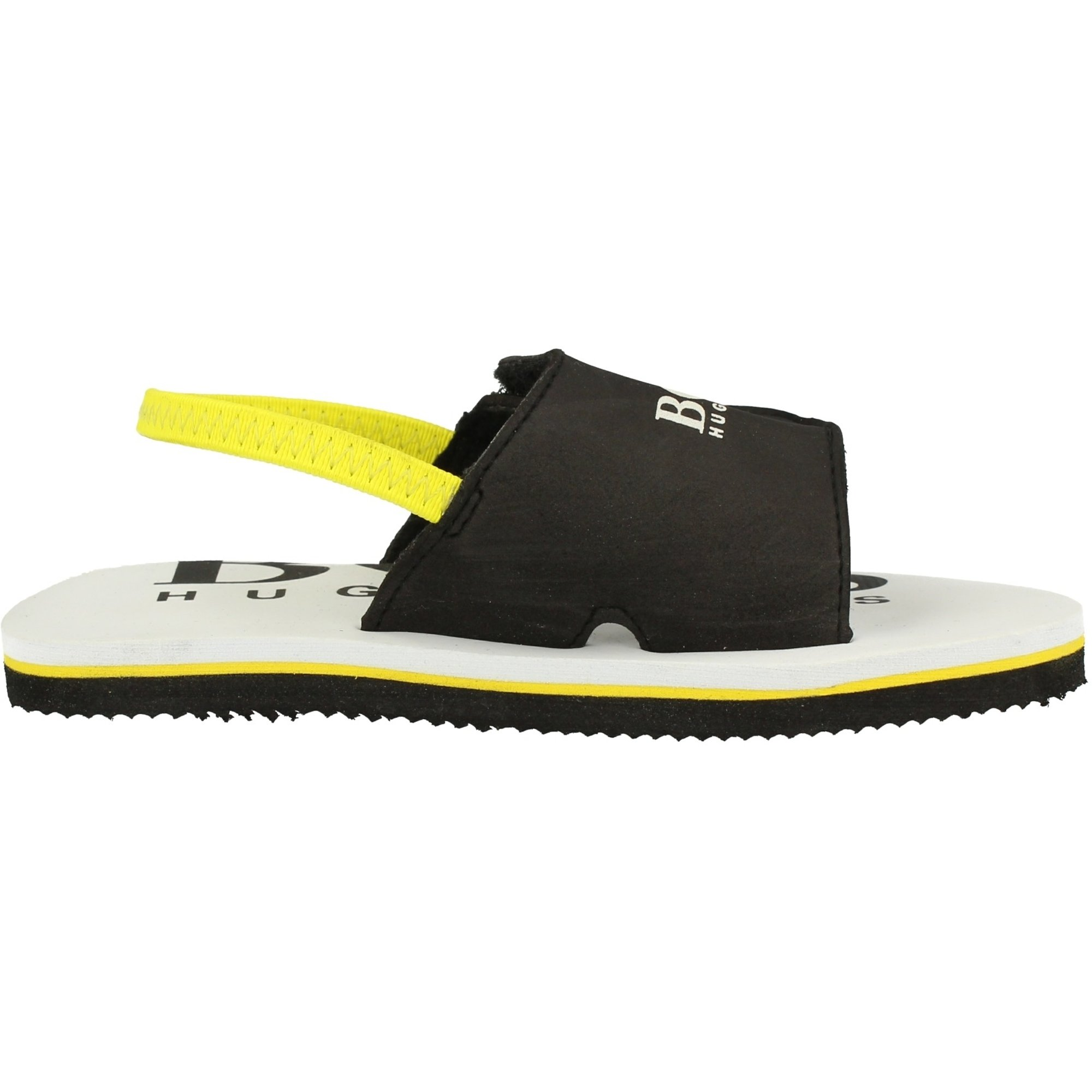 BOSS Sandals Black PU Baby