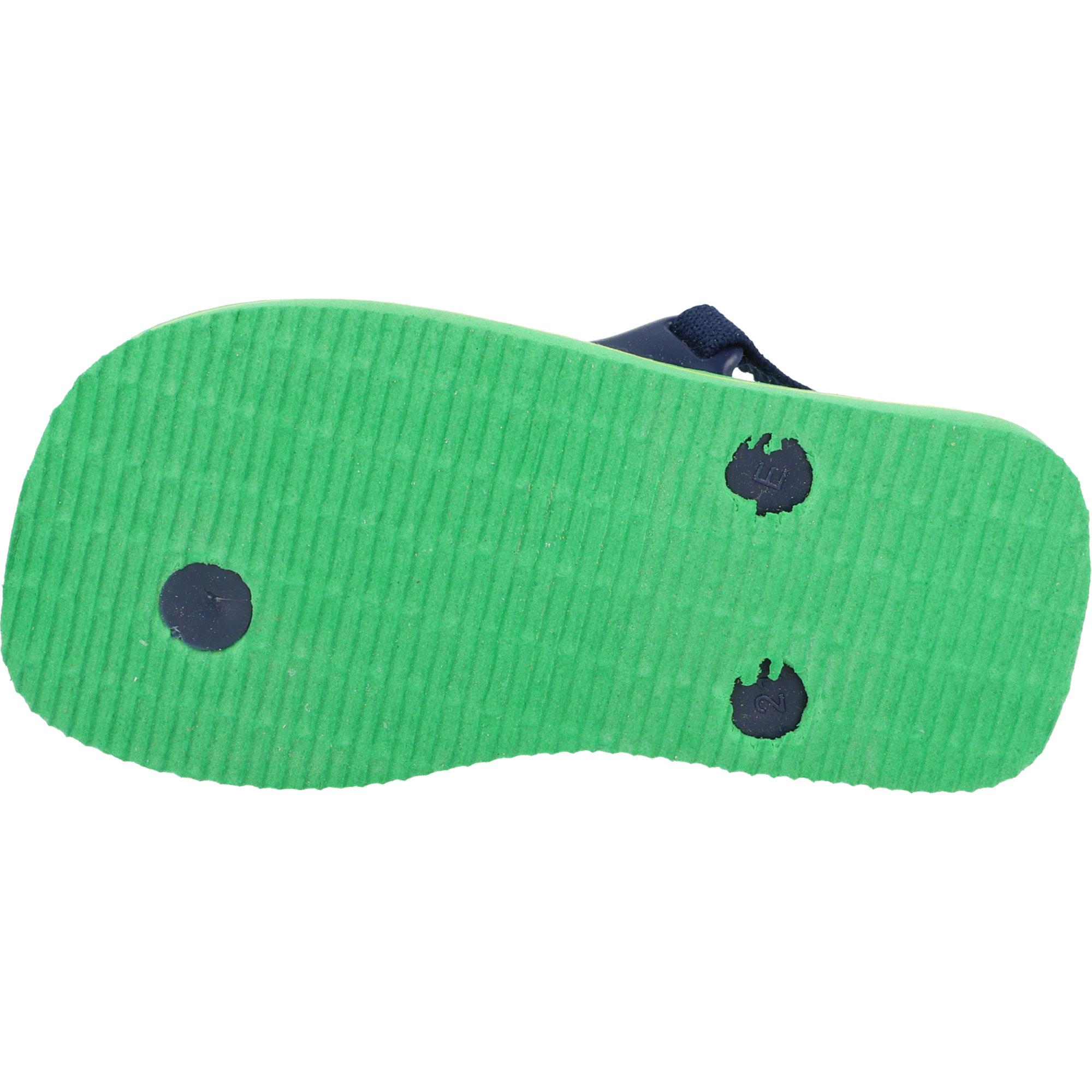 Havaianas Baby Brasil Logo II Leaf Green Rubber Infant
