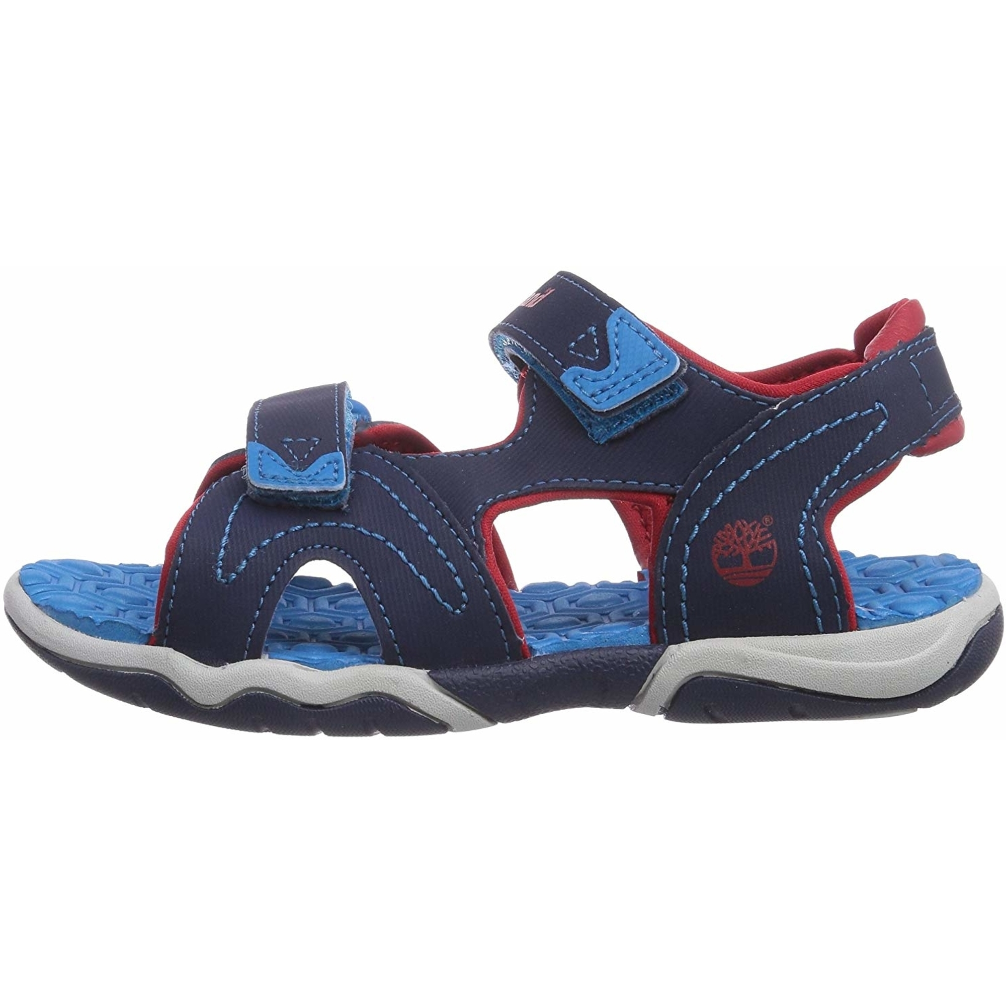 Timberland Adventure Seeker Navy/Blue/Red Synthetic Infant