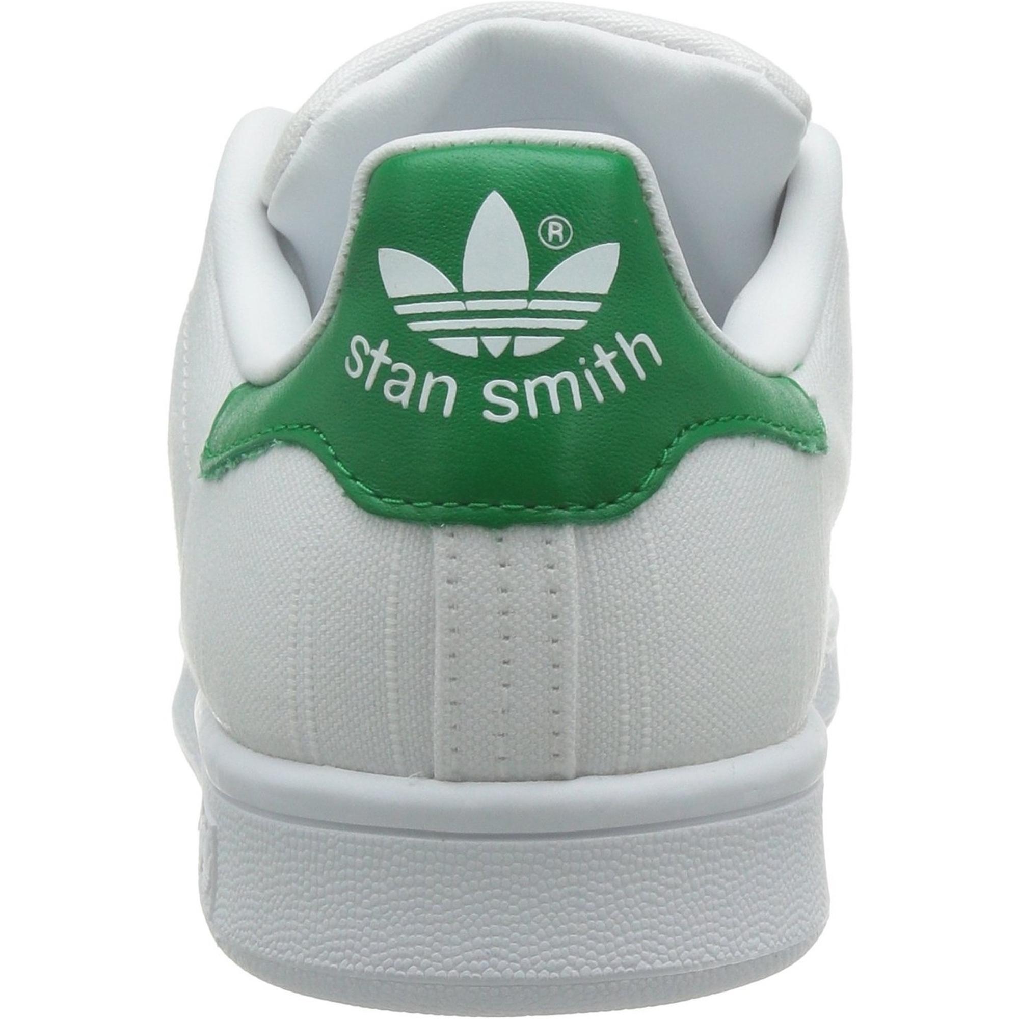 adidas Stan Smith Damen Sneaker, Grün WeißGrün Größe
