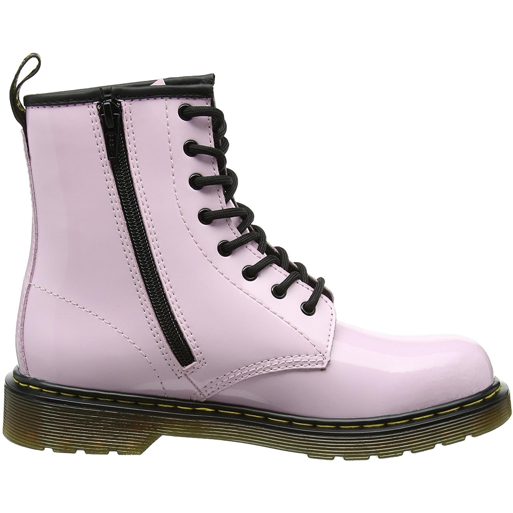 baby pink doc martens