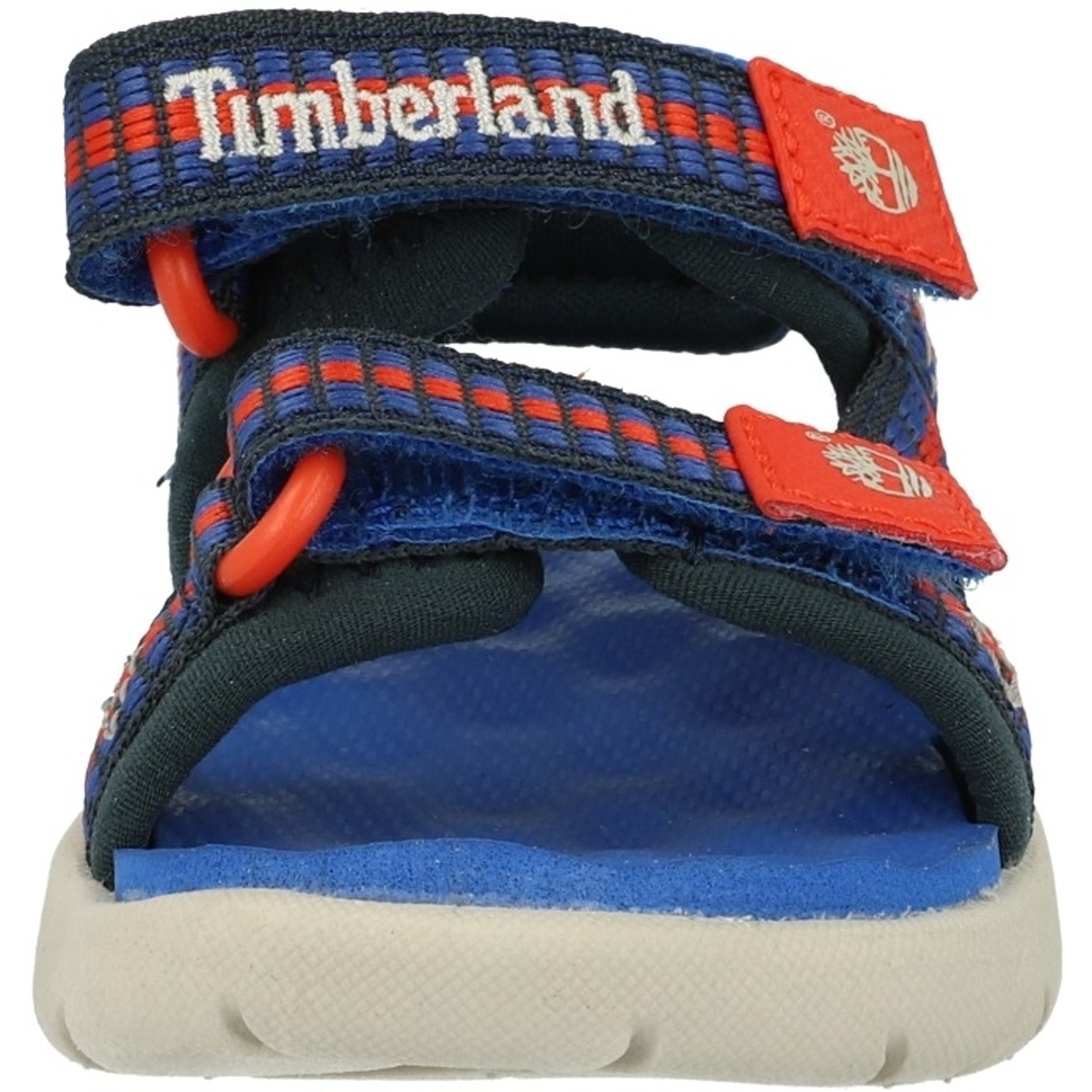 Blue Infant Row Webbing Bright Perkins Textile Timberland