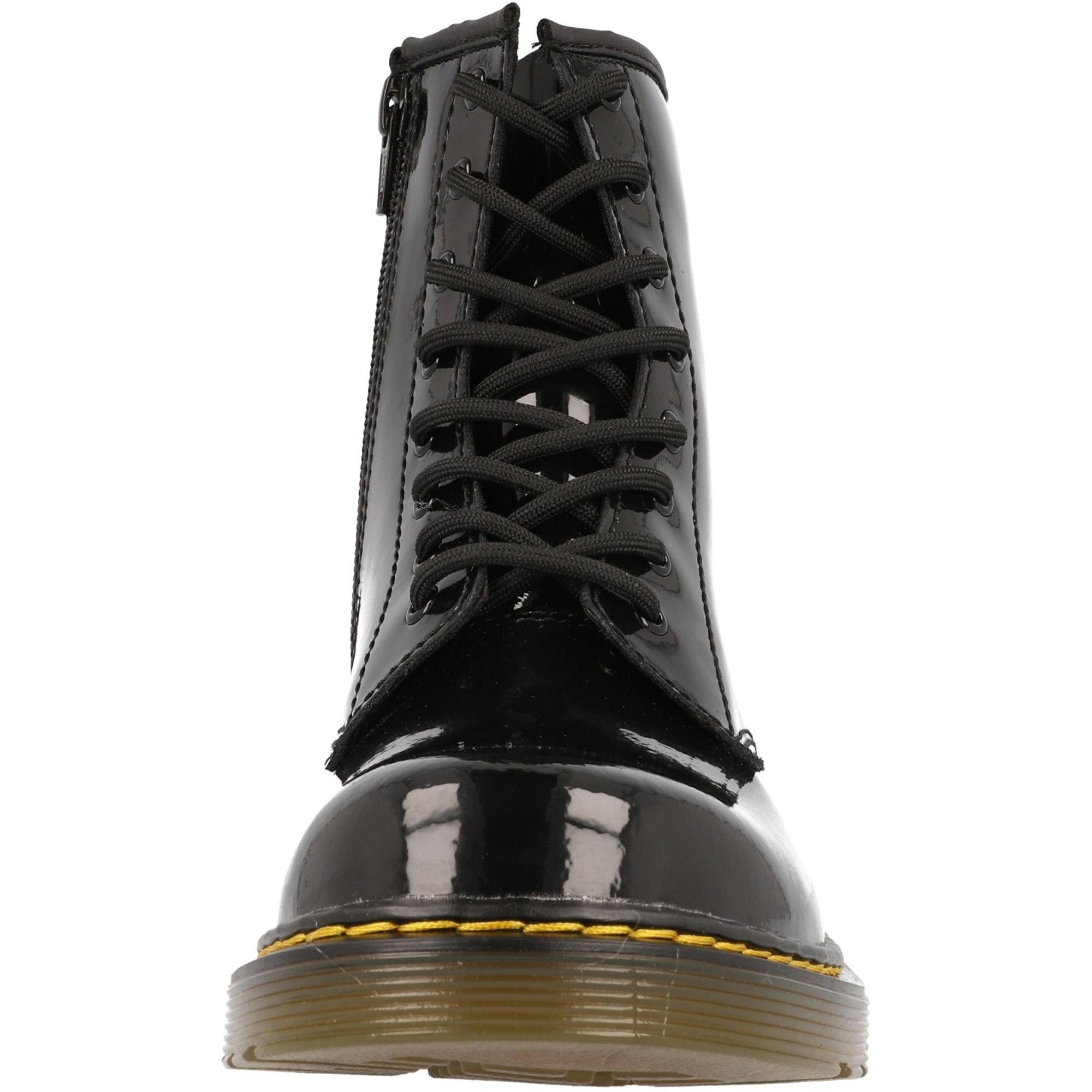 Dr Martens 1460 Y Black Patent Lamper Youth
