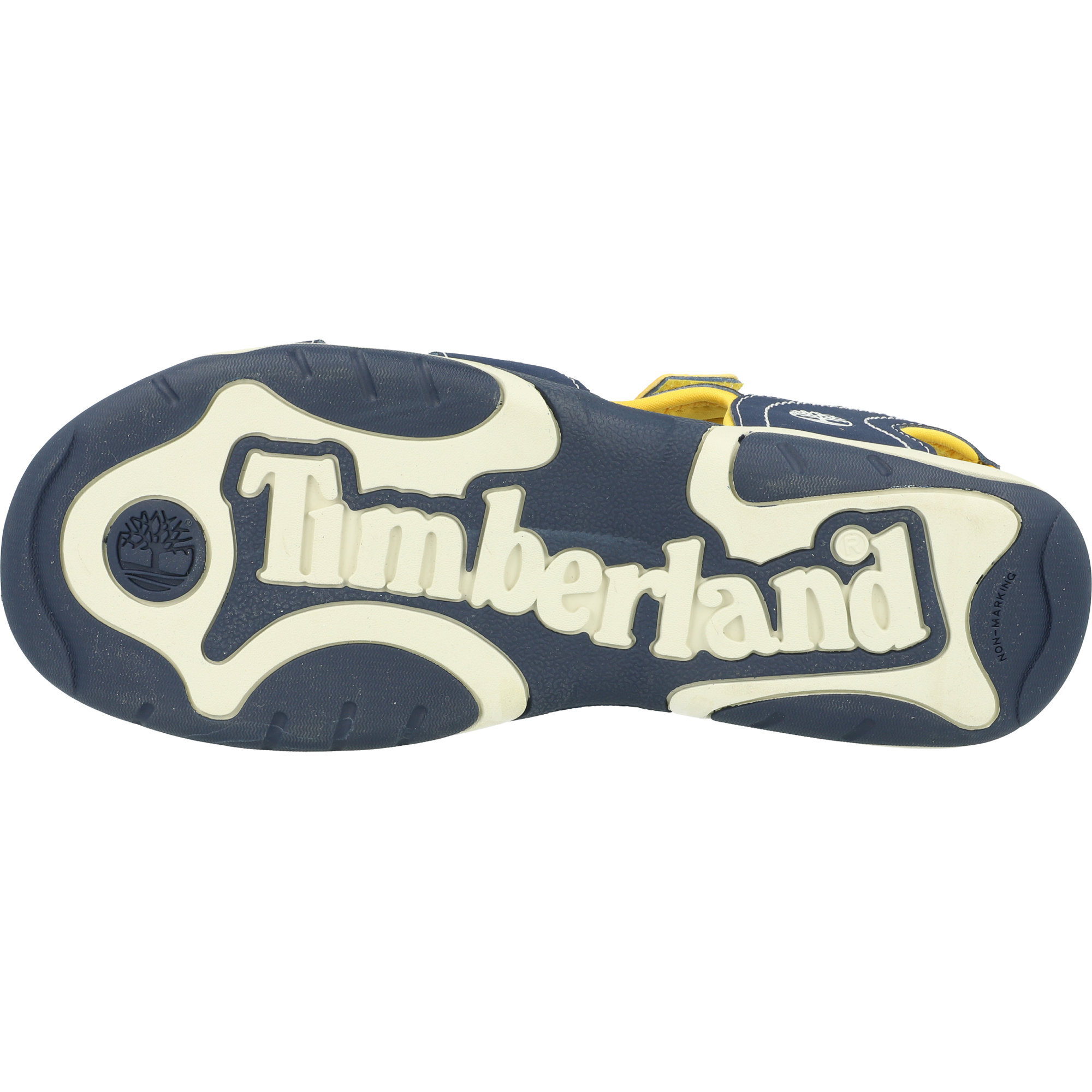 Timberland Adventure Seeker Navy Synthetic Youth