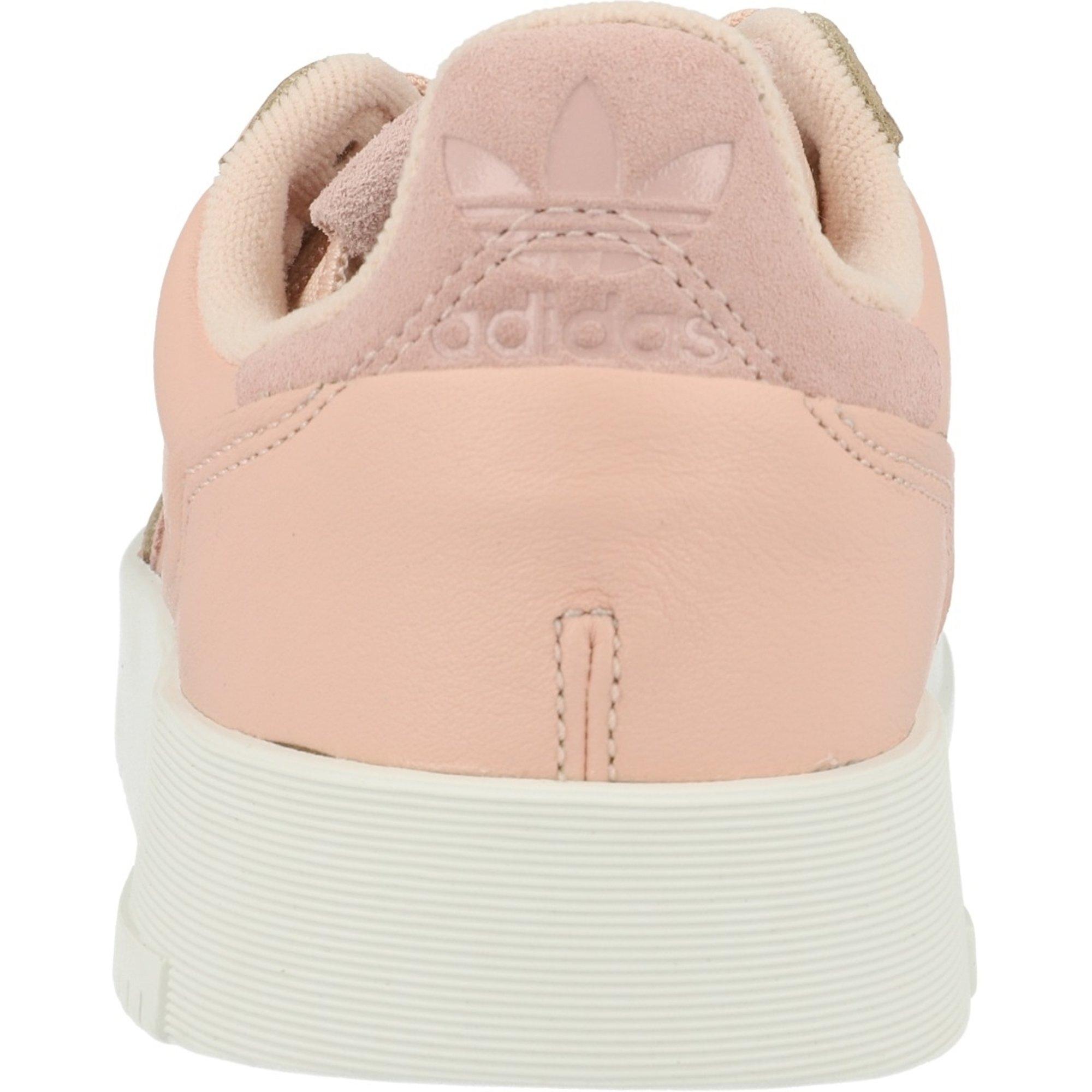 adidas Originals Supercourt W Vapor Pink Leather Adult