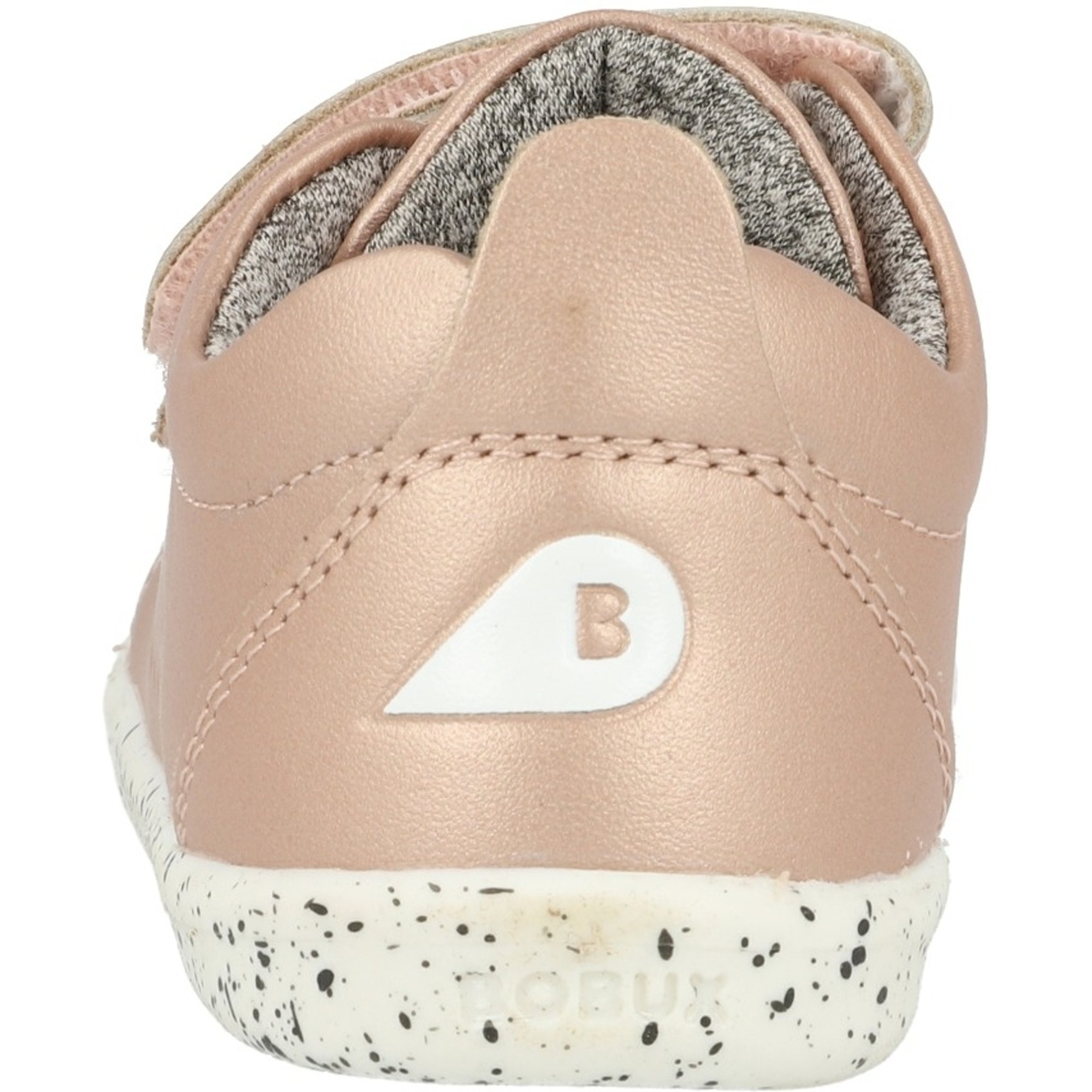 Bobux i-Walk Grass Court Rose Gold Leather Infant