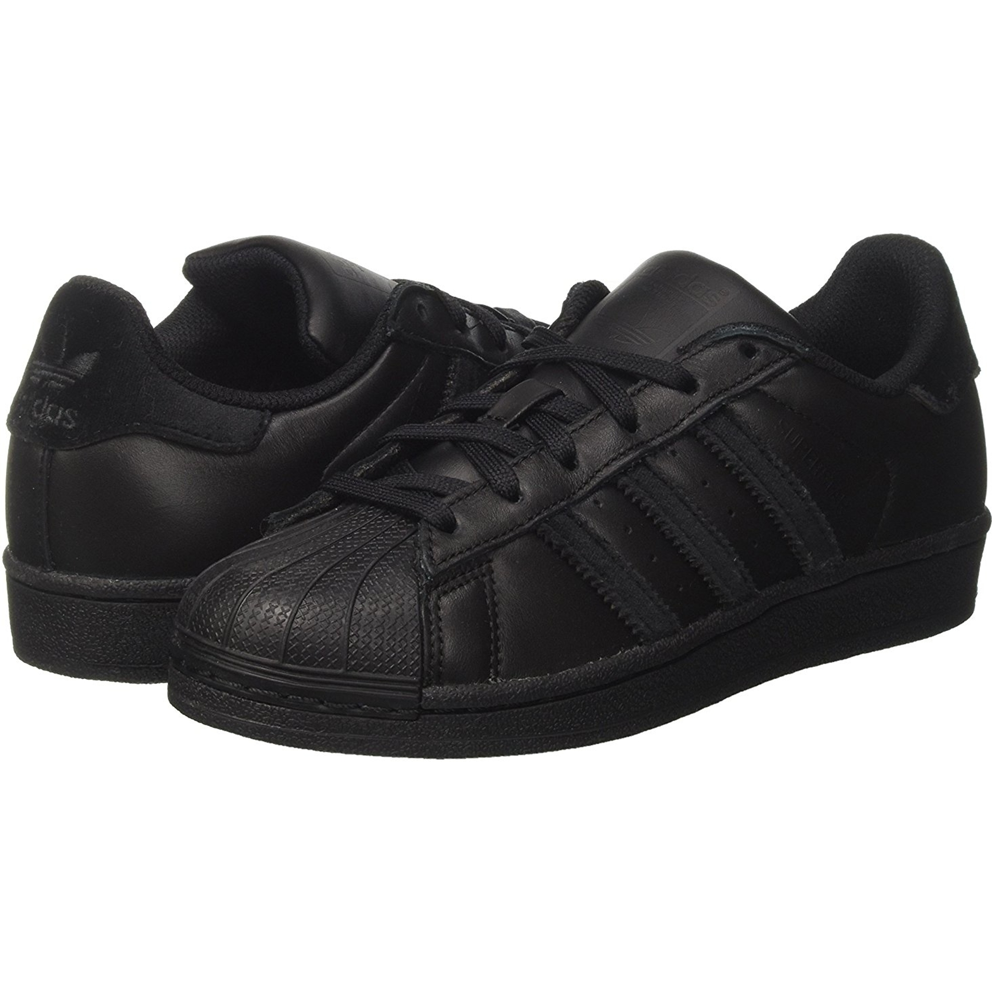 Nuovo Donna Scarpe Trainers Sneakers ADIDAS SUPERSTAR BZ0358