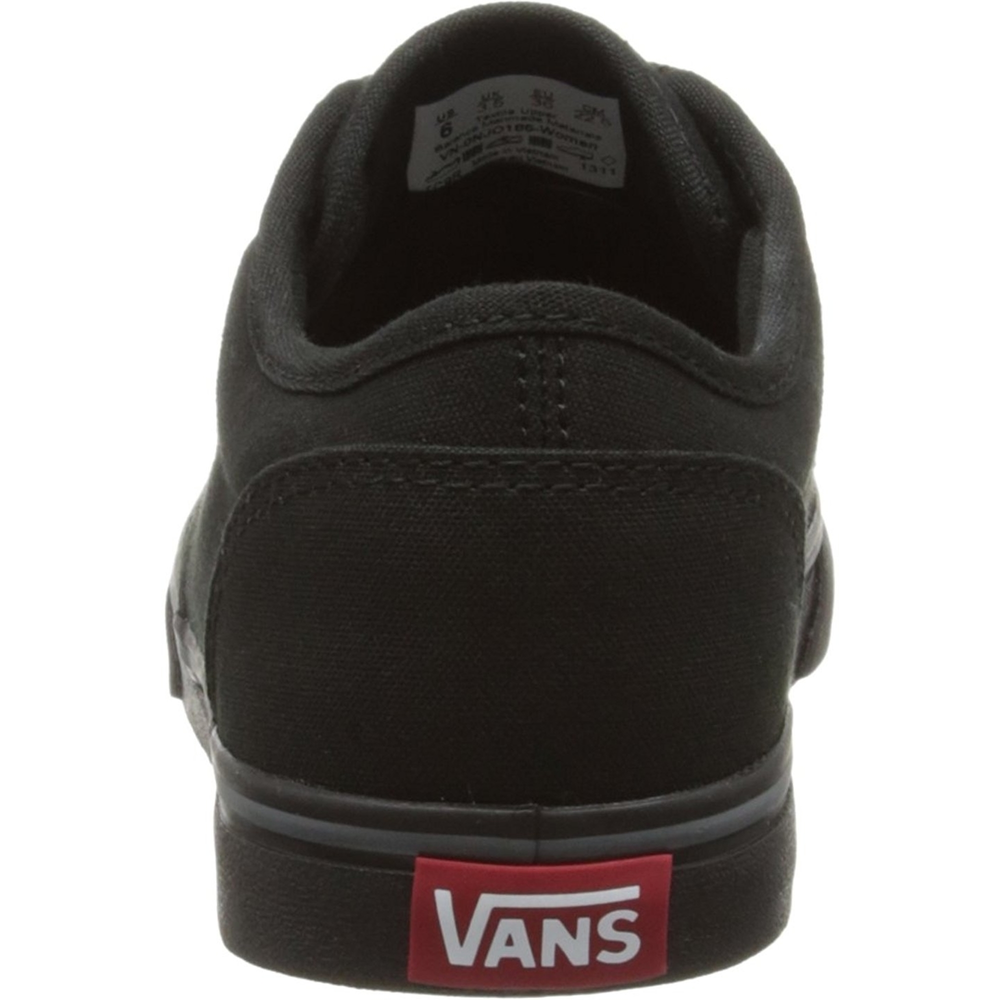 Vans Active WM Atwood Low Black Canvas Adult