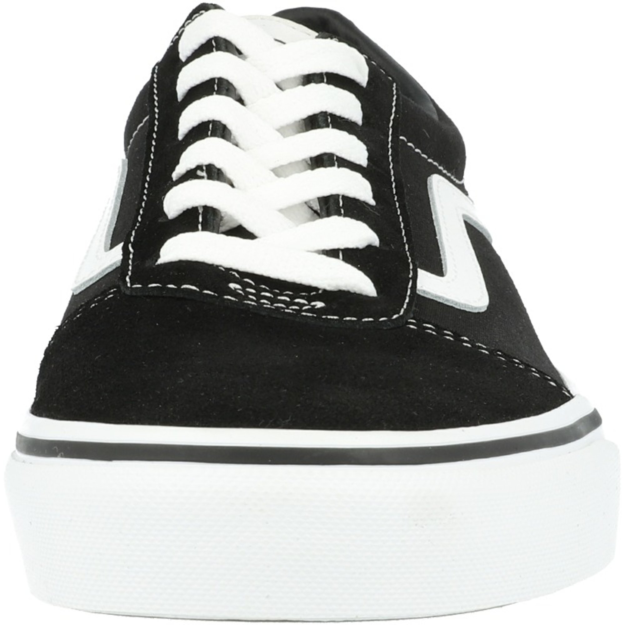 Vans Active YT Ward Black/White Suede Youth