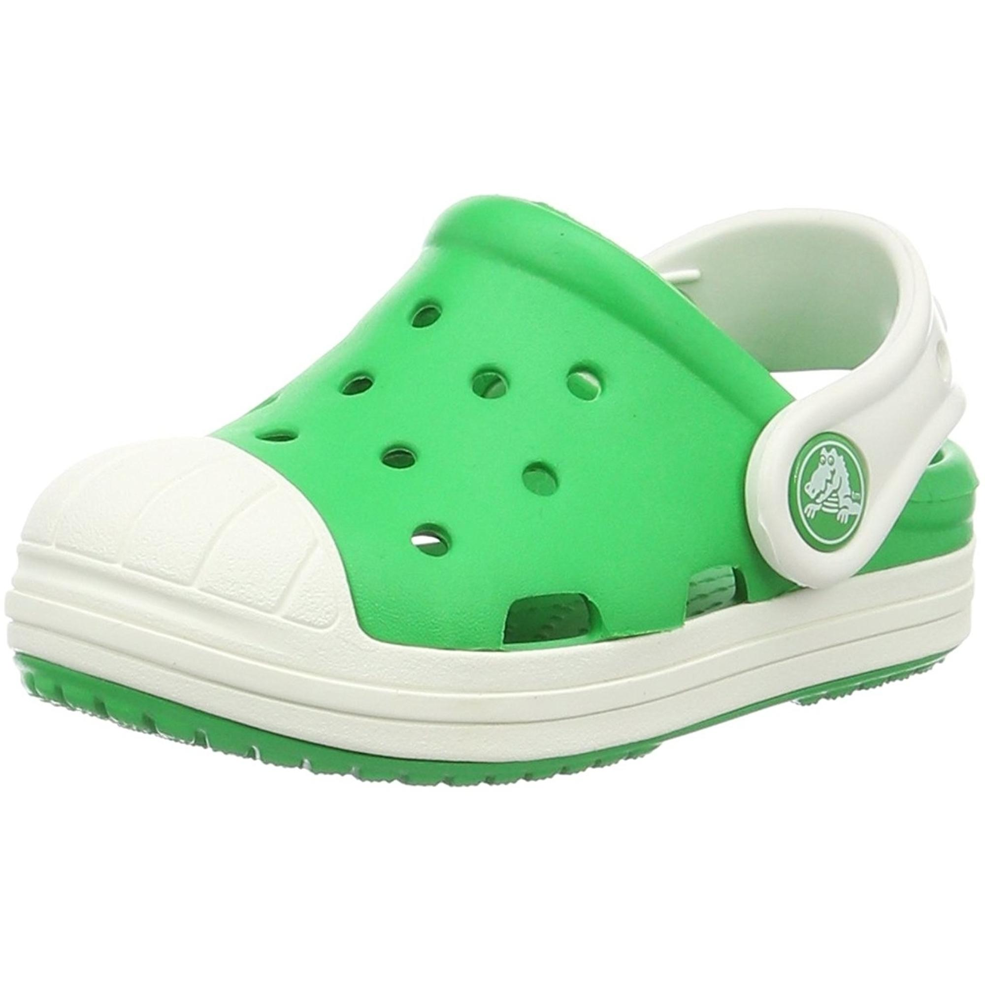 Crocs Bump Säugling It Gras Kids Clog Grün Croslite 5cj3ARL4q