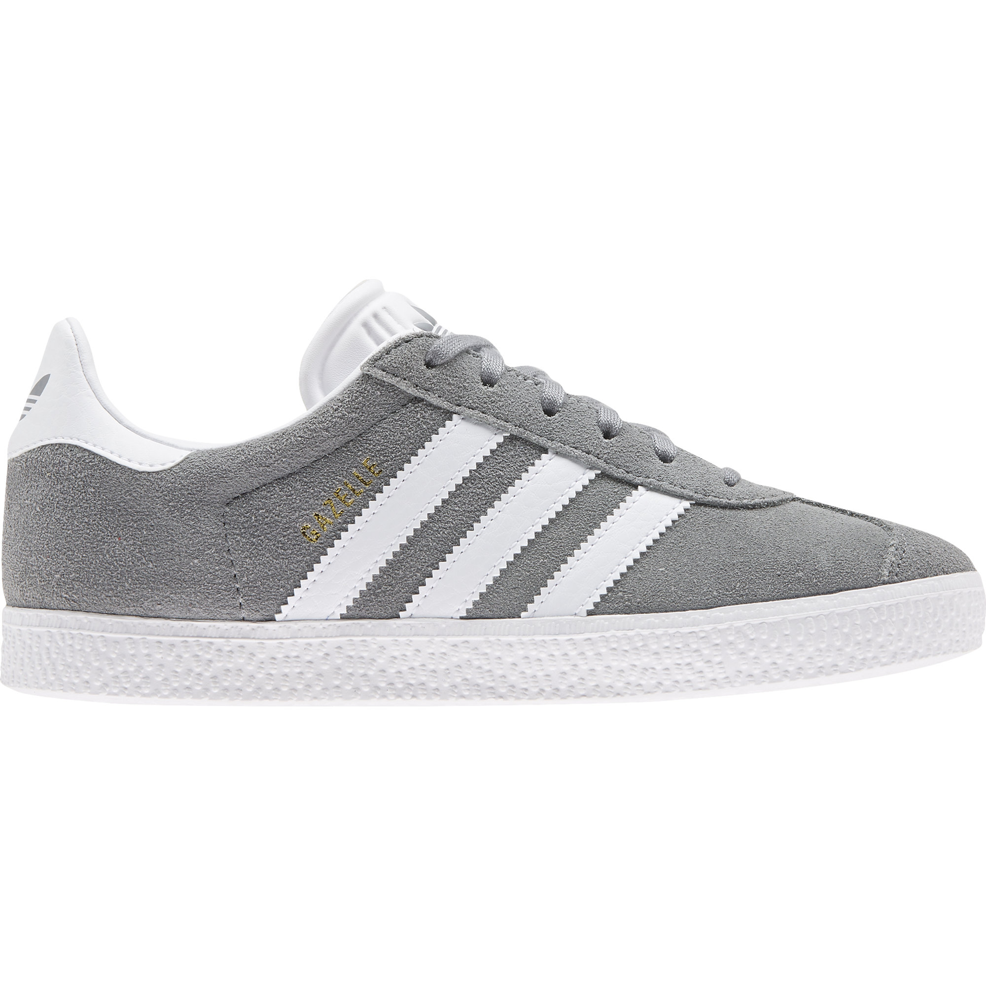 adidas Originals Gazelle J Grey/Gold