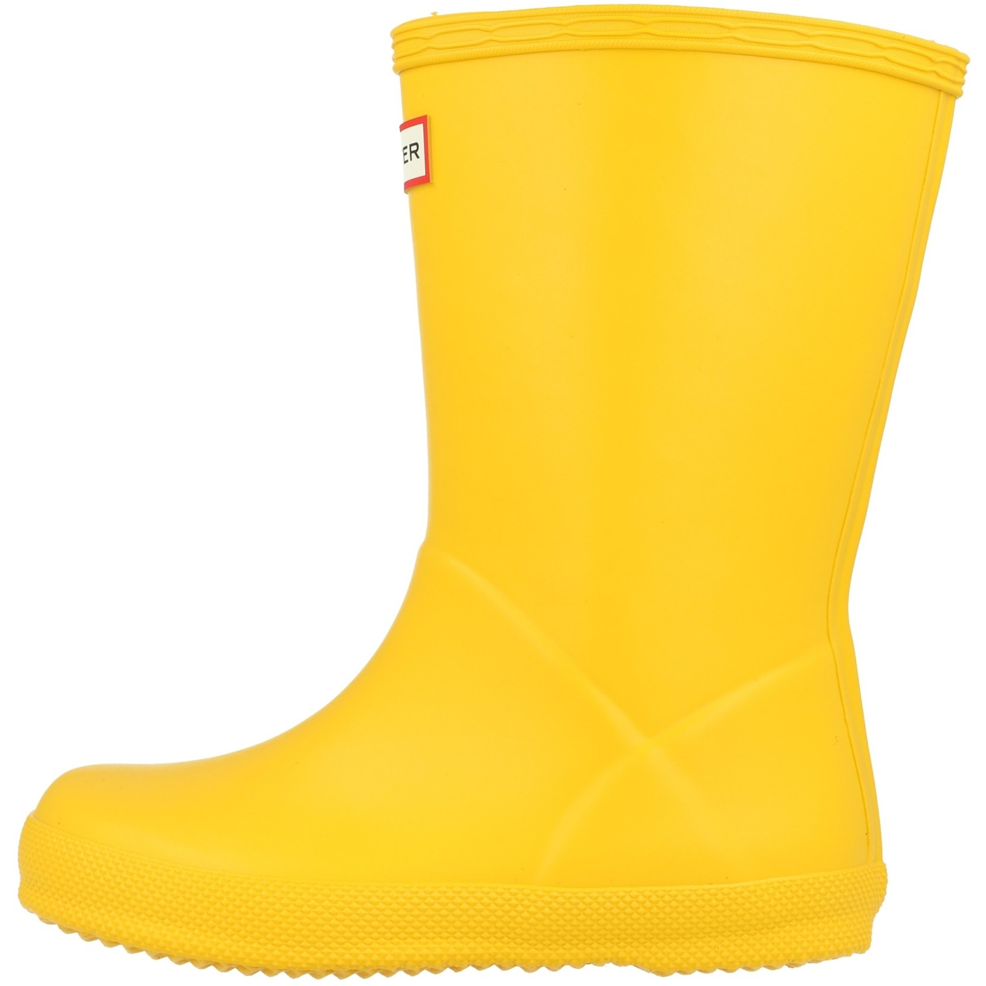 Hunter Kids First Classic Yellow Rubber