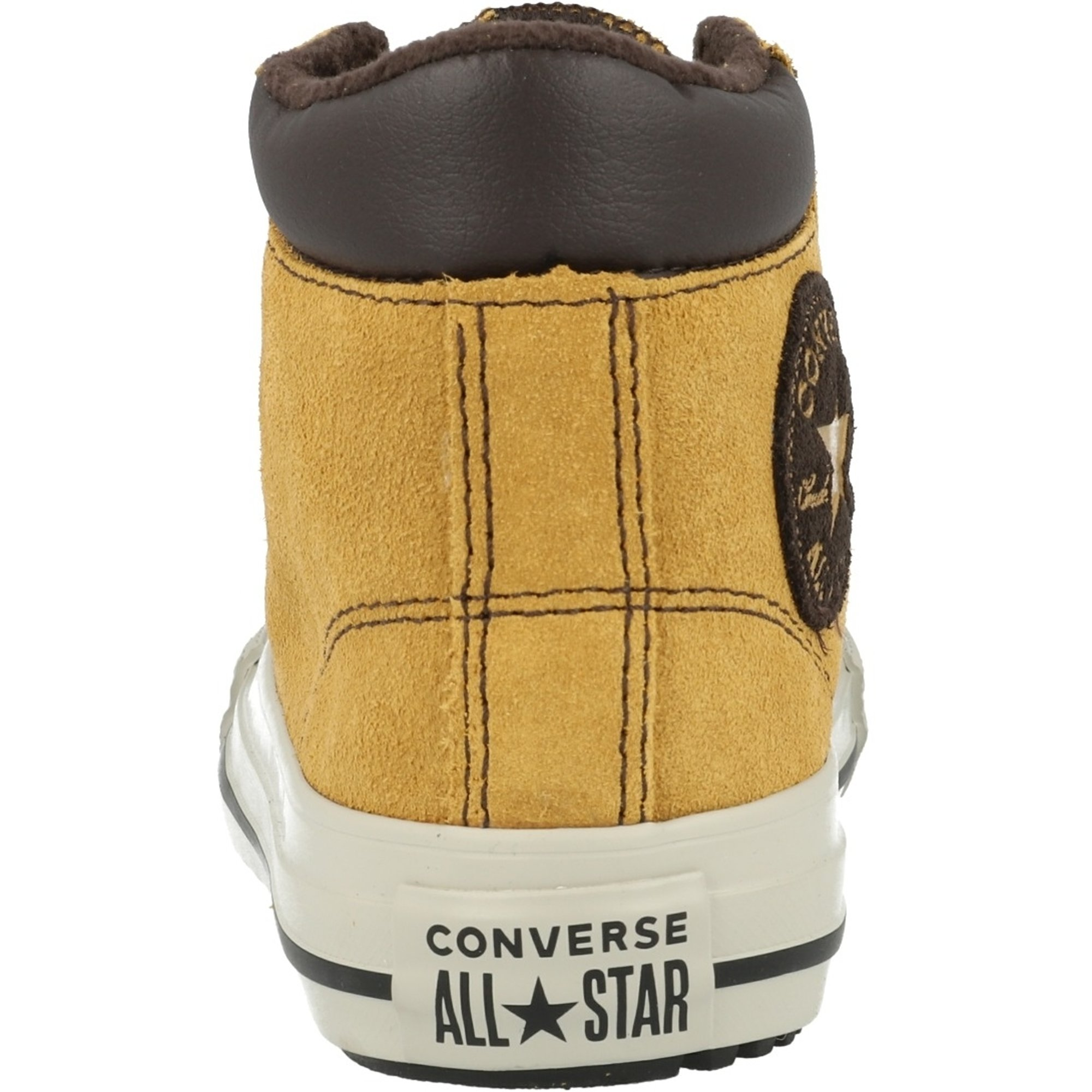 Converse Chuck Taylor All Star 2V PC Boot On Mars Hi Wheat Suede Youth